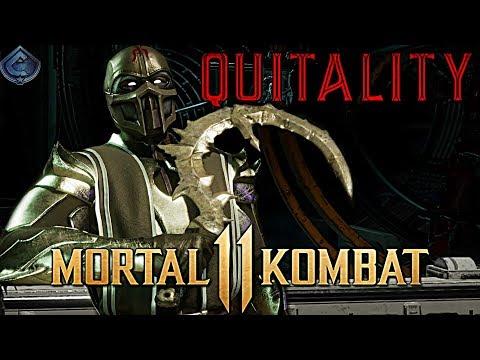 Mortal Kombat 11 Online - MAKING SOMEONE RAGE QUIT!