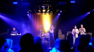 Unlisted Fanatic ft  Saimn I and the Moonshine horns live @ Reggae Central,03-01-2014