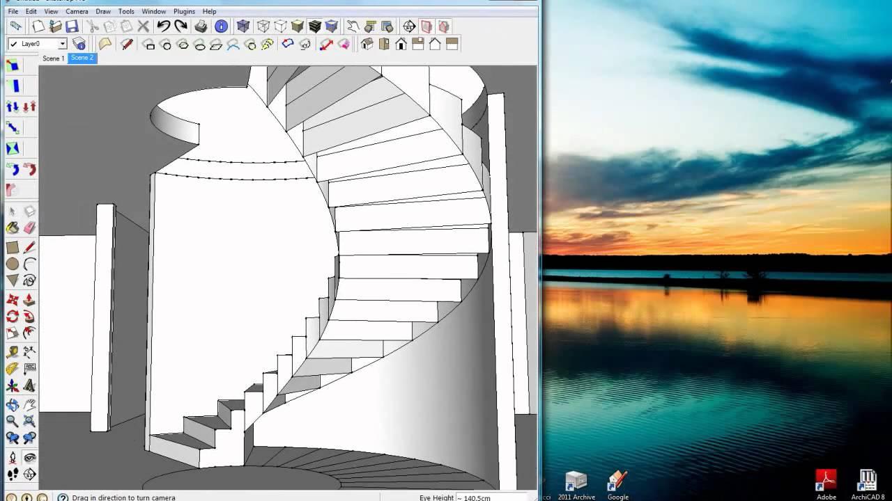 Curviloft Plugin Sketchup 8