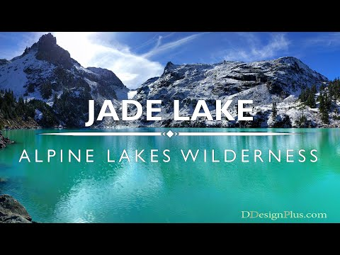 Jade Lake Hike - Washington State
