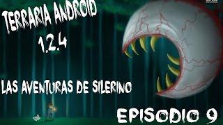 Terraria Android 1.2.4 - Ep 9 Esqueletron lml y la espada de la noche
