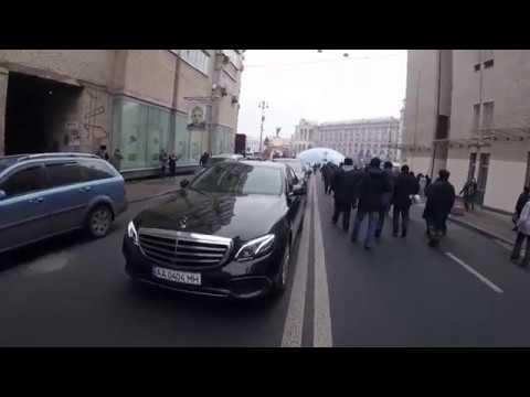 Без Саакашвили, дед собрался взорвать Раду гранатой.18 февраля