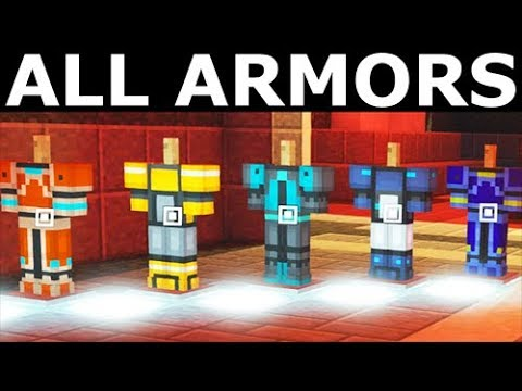All Armors Minecraft Story Mode Season 2 Episode 5 Above And