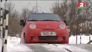 Стереотипы о женщине за рулем. Репортаж телеканала Беларусь 2 из женской автошколы