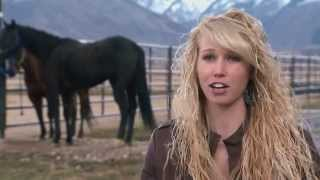 The Ride with Cord McCoy: Inspirational Cowgirl Amberley Snyder