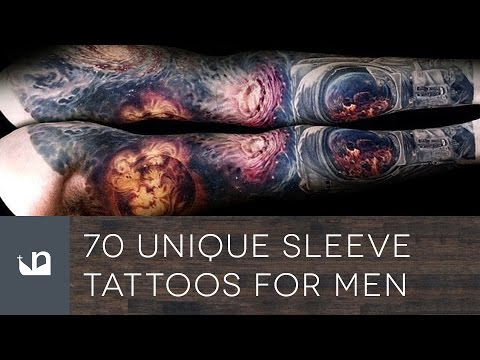 70 Unique Sleeve Tattoos For Men
