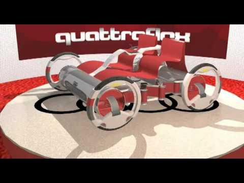 Audi-Quattroflex-3D