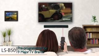 ONKYO EnvisionCinema LS-B50 3D Soundbar