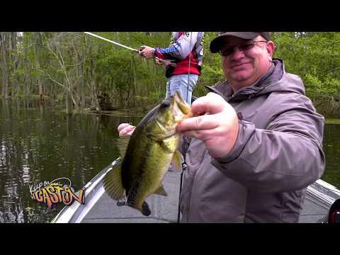 Keep On Castin  - Episode 203 - Lake Verret Bass Fishing