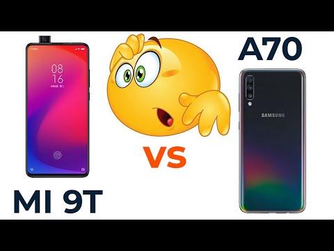Xiaomi Mi 9T (K20) vs Samsung Galaxy A70 — Неожиданная победа? 😲