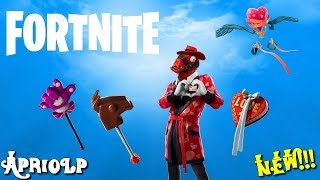 Aprio,... | Fortnite-❤️ VALENTINE SKINS, BATTLE PASS FREE and TEAR!, even with viewers (record)