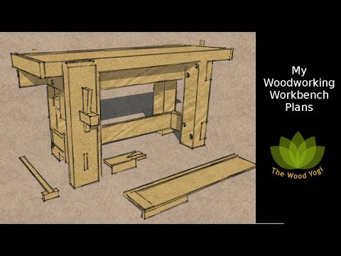 My Woodworking Workbench Plans