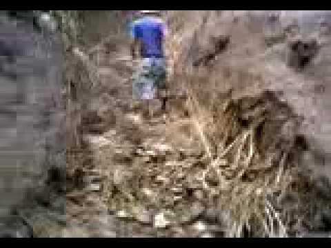 el explorador repretel(kanuro) y el terraplen