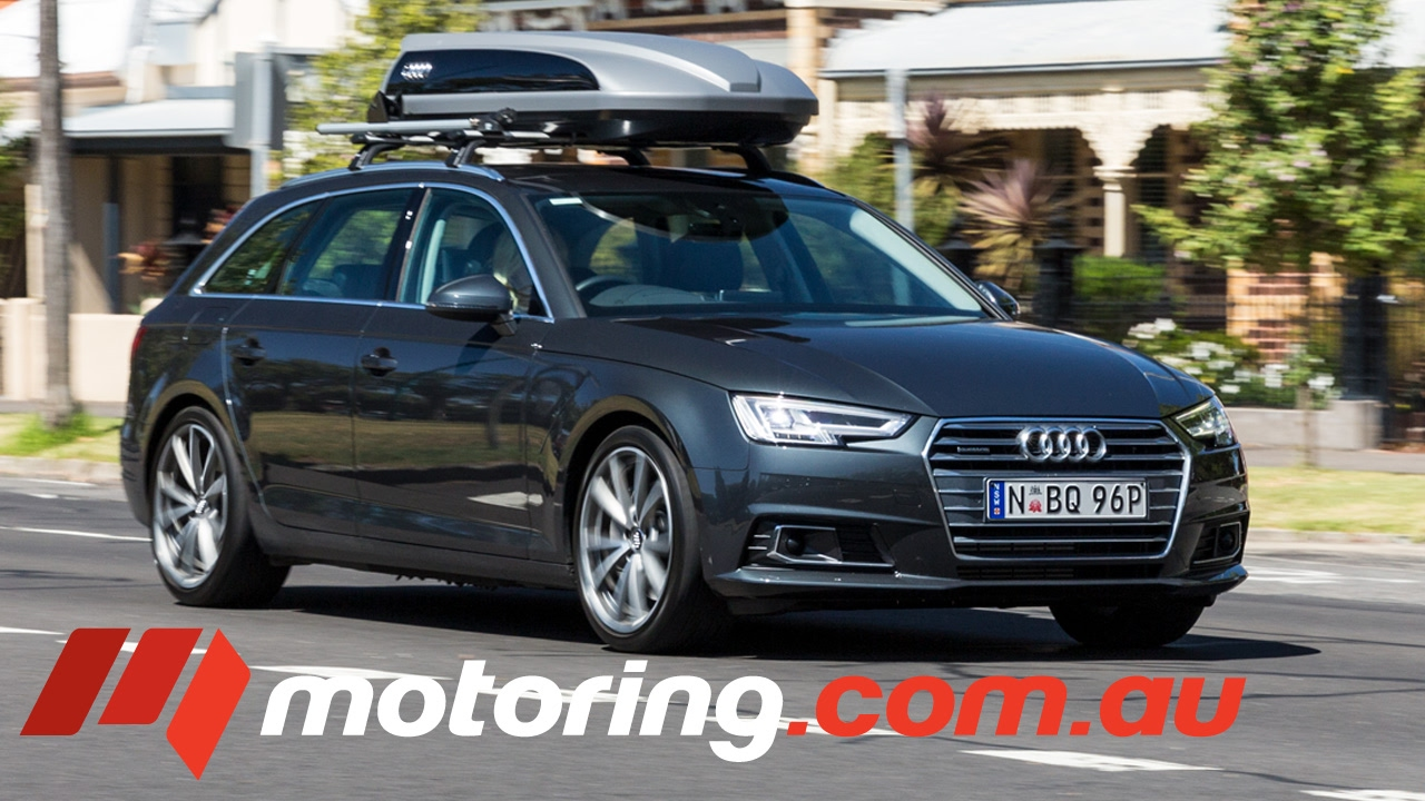 2017 Audi A4 Avant S Tronic Quattro 20 Tfsi Review Youtube