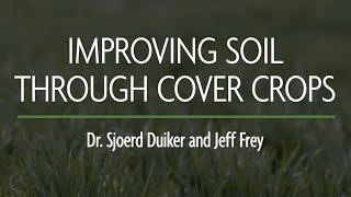 Improving Soil Through Cover Crops