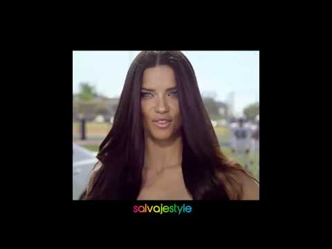 Sexy Adriana Lima In my country this is futbol comercial for brasil world cup 2014 she is beautiful