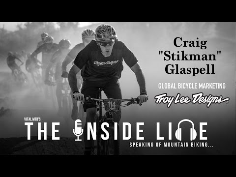 Vital MTB's The Inside Line Podcast - Stikman from Troy Lee Designs