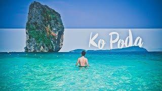 Райский Остров Ко Пода / Краби. День 27 || VLOG#53