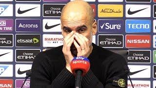 Manchester City 3-1 Everton - Pep Guardiola Full Post Match Press Conference - Premier League