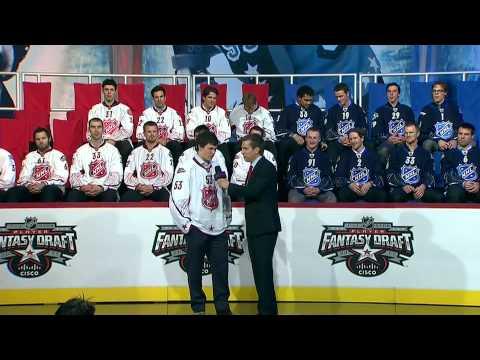 2011 NHL All-Star Player Fantasy Draft