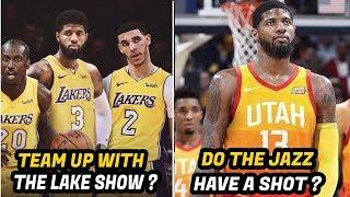 Where Should Paul George Play Next NBA Season?
