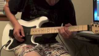 Rob Chappers Random Lick of the week by Robert Baker