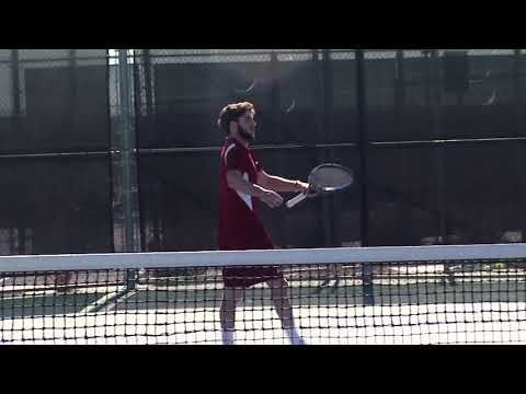 Highlights: Men's Tennis vs Mesa Community College