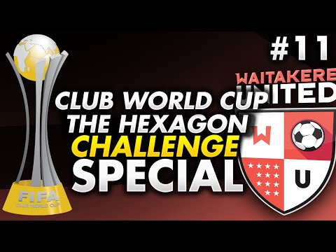 Football Manager 2016 HEXAGON Challenge - Episode 11