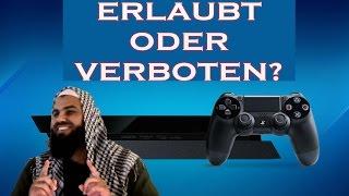 Ahmad Abul Baraa - Wie ist das Urteil über Playstation und Computerpiele ?