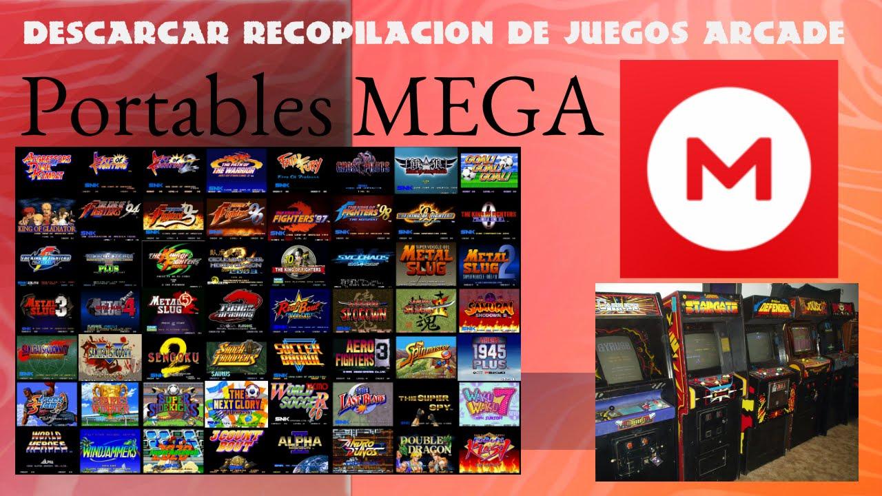 Descargar Recopilacion De Juegos Arcade Clasicos Pc Portables Mega