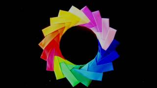 How To Make An Origami Ring From Mette Units