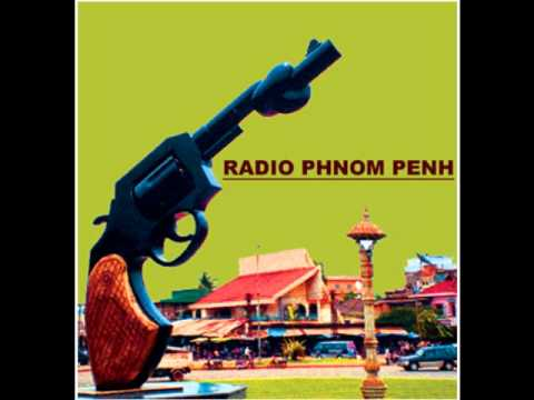 Radio Phnom Penh - The Shiny Radio in a Blind Man's Wallet
