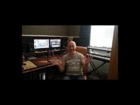 Disk Multimedia / RS - Video 2. (Project, Tracks, VST Instrument Record, Export Midi, Sound edit)