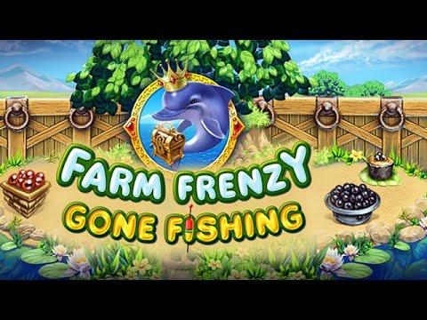 Farm Frenzy: Gone Fishing Trailer
