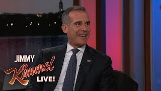 LA Mayor Eric Garcetti on Midterm Election Results & Running for President