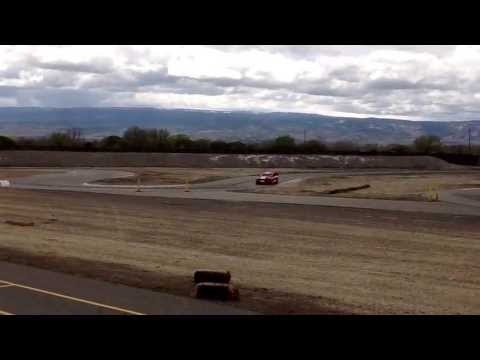 Grand Junction Motor Speedway - Red Shelby