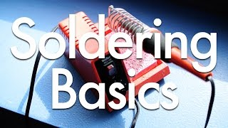 Soldering Basics for Gamers (and Others)