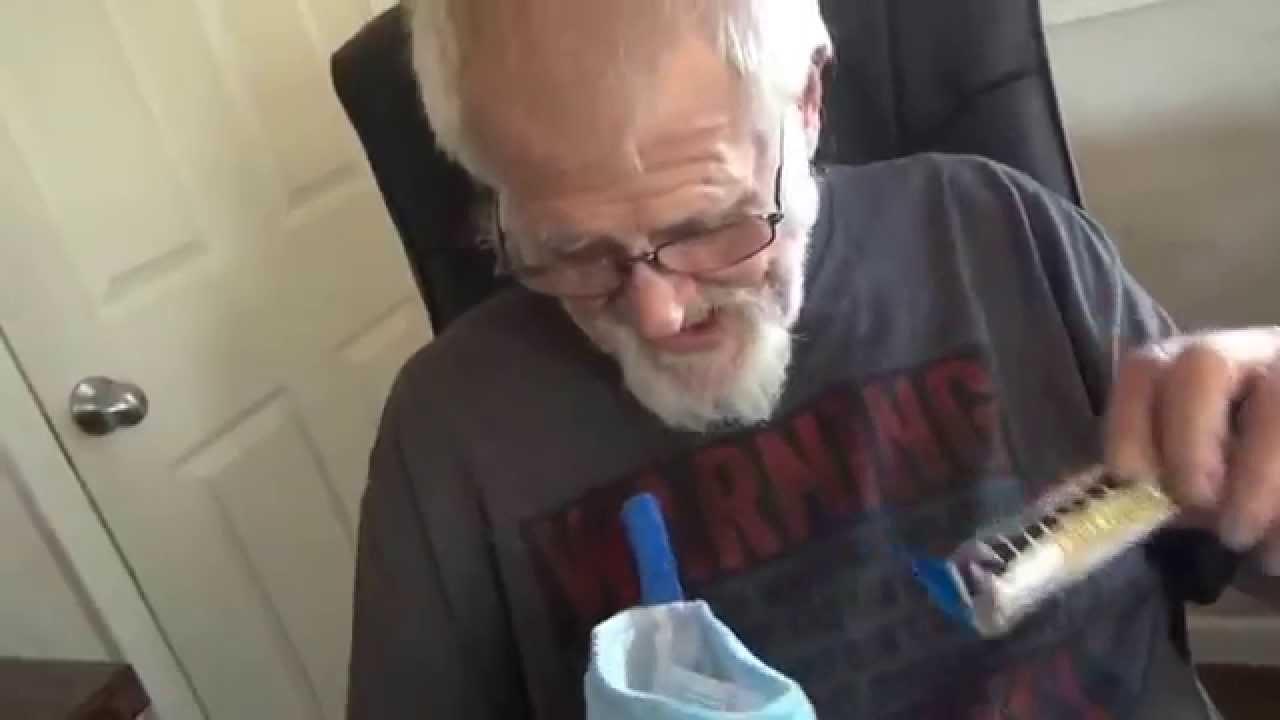 Дед отрахал внучку