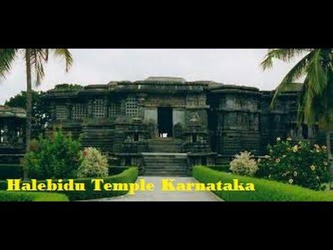 Halebidu Temple karnataka. Famous Temple