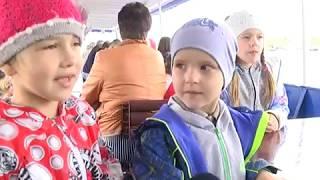 2017-06-02 г. Брест. Акция Красного Креста на теплоходе. Новости на Буг-ТВ.