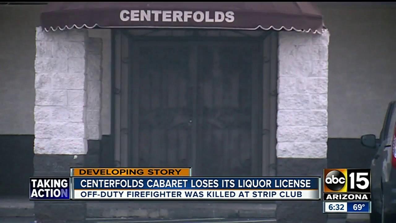Centerfolds Cabaret Phoenix Az