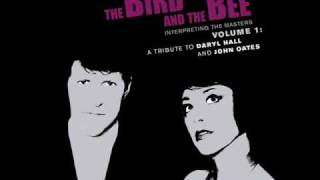 The Bird and the Bee cover Hall and Oates' Kiss on my List, from th...