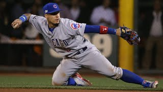 Javier Baez BEST Defensive Plays thumbnail