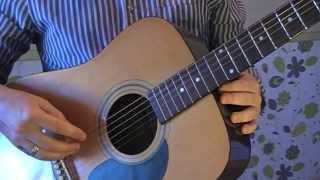 Обложка Настройка шестой 6 струны гитары нота ми E