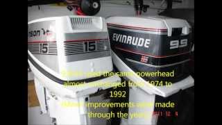 How to convert a Johnson or Evinrude 9.9 Hp to 15Hp (1974-1992). 2 stroke