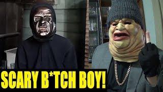F*CK YOU VASILIOS THE B*TCH BOY!