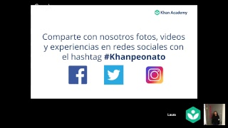 Módulo 2: Khan Academy México | ¡Khanpeonato check-in!