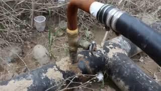 5-3 Обзор врезки водопровода в стальную трубу
