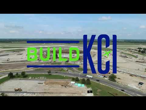 Download KCI Airport New Terminal Two Year Terminal A Demo Anniversary Time Lapse