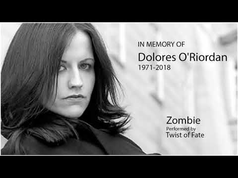 In Memory of Dolores O'Riordan .....